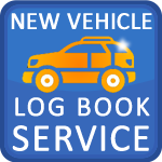 New Vehicle Log Book Inspection