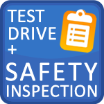 Safety Inspection & Test Drive